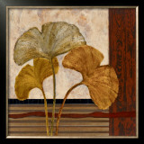 Urban Ginkgo II Prints by John Kime