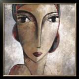 Rostro De Mujer Art by Didier Lourenco
