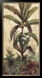 Exotic Palms II Poster by Eduardo Moreau