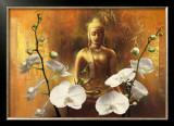 Samadhi I Prints by Wei Ying-wu