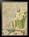 Canteiro de Flores I Posters by Erin Galvez