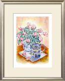 Cyclamen Poster by Denise