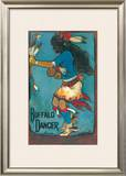 Buffalo Dancer Posters by Gerald Cassidy