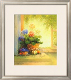 Summer Light II Print by Steffi Wyker