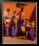 Almolonga Market Prints by Elias Rivera