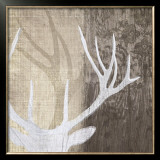 Deer Lodge II Prints by Tandi Venter