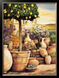 Lemon Topiary Art by Eduardo Moreau