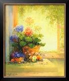 Summer Light II Posters by Steffi Wyker