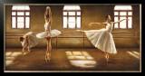 Ballet Prints by Cristina Mavaracchio