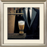 Vintage Ale Print by Nathan Rohlander