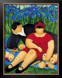 Picknick Prints by A. Sobotta