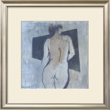 Studies from the Nude III Print by Heleen Vriesendorp