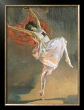 Anna Pavlova Limited Edition Framed Print by Sir John Lavery
