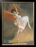 Anna Pavlova Limited Edition Framed Print by Sir John Lavery