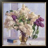 Lilac Mist II Prints by Valeri Chuikov