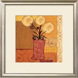 Floral Bouquet Prints by Jill Barton