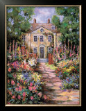Country Manor Prints by Francie Botke