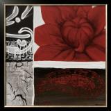 Flora II Posters by Jasmin Zara Copley