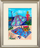 Picnic at the Beach Posters by Deborah Cavenaugh