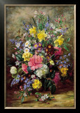 Summer Floral II Prints by Albert Williams