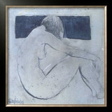 Studies from the Nude II Art by Heleen Vriesendorp