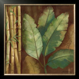 Bamboo & Palms I Posters by Pamela Luer