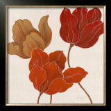 Austin's Tulips I Prints by Janet Tava