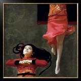 Levitation Poster by Cali Rezo