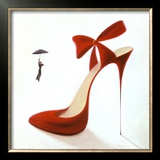 Highheels, Obsession Posters by Inna Panasenko