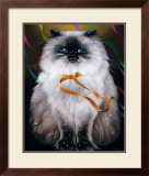 Figaro's Birthday Prints by Claude Theberge