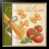 Cucina Italiana Prints by Bjorn Baar