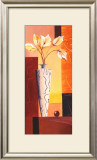 Decorator Vase III Prints by Alfred Gockel