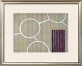 Untitled, c.2007 Framed Giclee Print by Sybille Hassinger