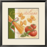 Cucina Italiana Posters by Bjorn Baar