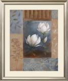 Magnolia Spring II Prints by  Nan