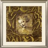 L'Echevelee Prints by Sophie Le Dain