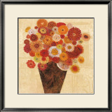 Bold Bouquet I Poster by Kristy Goggio