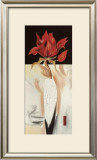 Fire Flower I Print by Alfred Gockel