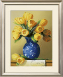 Yellow Tulips Posters by Ian Porter