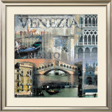 San Marco, Venezia I Posters by John Clarke