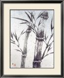 Cool Bamboo II Print by Katsumi Sugita