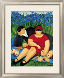 Picknick Prints by A. Sobotta