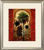 Moroccan Collage II Prints by Eduardo Moreau