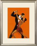 Tango Art by Aline Bureau