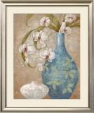 Orchid Grace II Print by  Nan