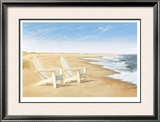 Crescent Beach Limited Edition Framed Print by Daniel Pollera