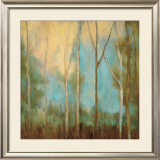 Bare Trees II Posters by Kristi Mitchell