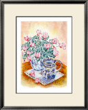 Cyclamen Print by Denise