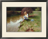 Tranquil Waters Posters by Tina Spratt