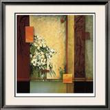 Wild Garden Limited Edition Framed Print by Don Li-Leger